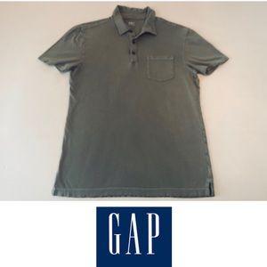 Gap Short Sleeve Polo